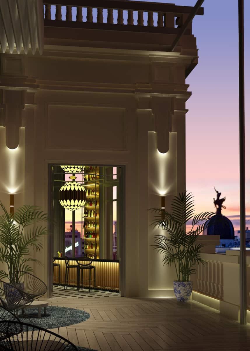 Hotel Pestana CR7 Gran Vía